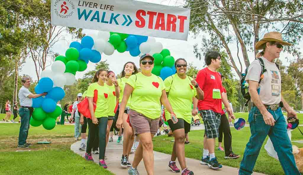 Liver Life Walk Oklahoma City 2018