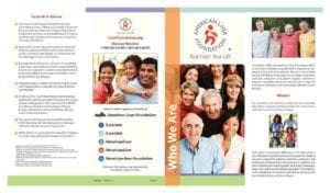 ALF Who We Are Brochure