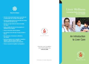 Introduction to Liver Care Brochure