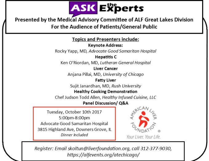 Register now for Ask the Experts!!!