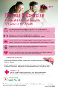 physical mental benefits of exercise