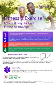 four building blocks of fitness as you age