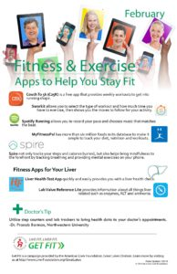 smart phone apps to help you stay fit