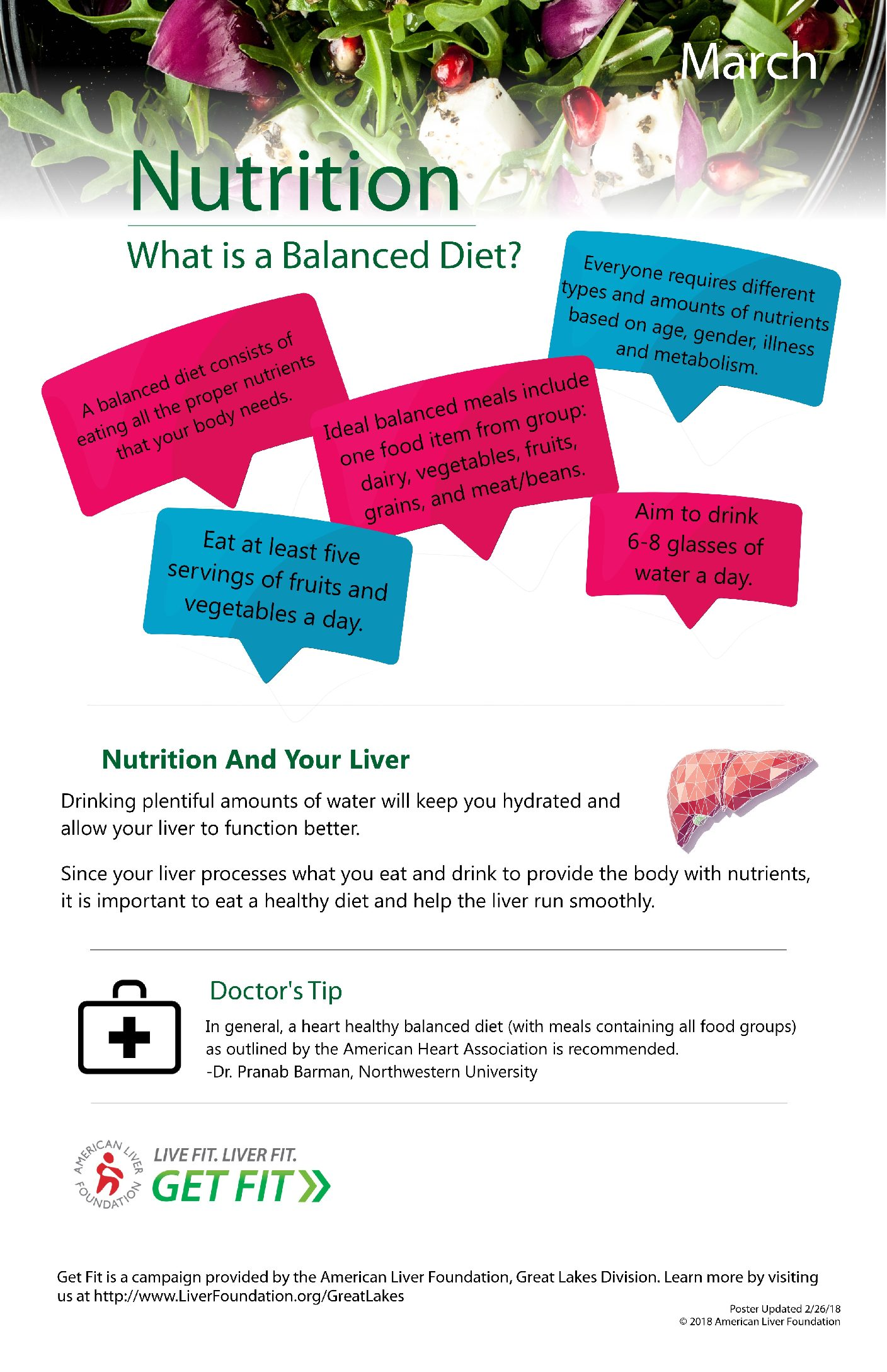 Liver Disease Diet - American Liver Foundation  Your Liver  Your Life