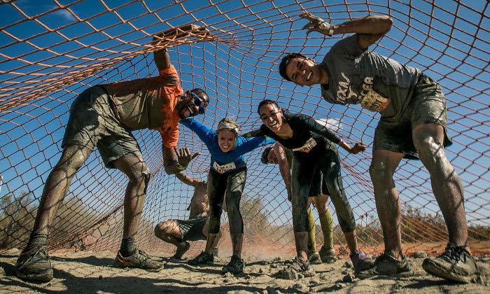 Tough Mudder NorCal 2018