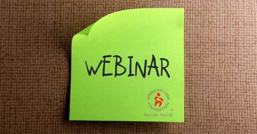 Webinar: What You Need To Know About Fatty Liver Disease