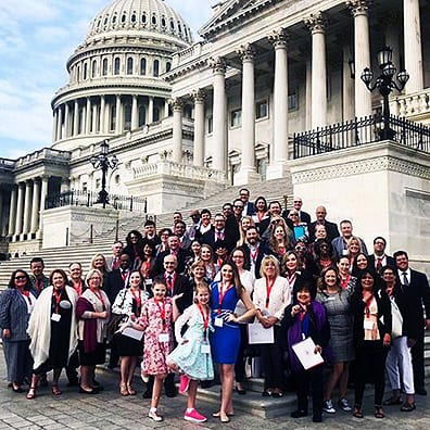 ALF Advocates for Liver Disease on Capitol Hill