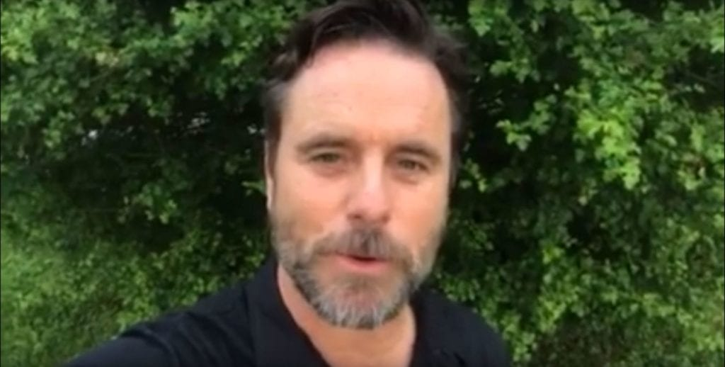 Actor and Musician Charles Esten advocates for ALF and for all those living with Liver Disease