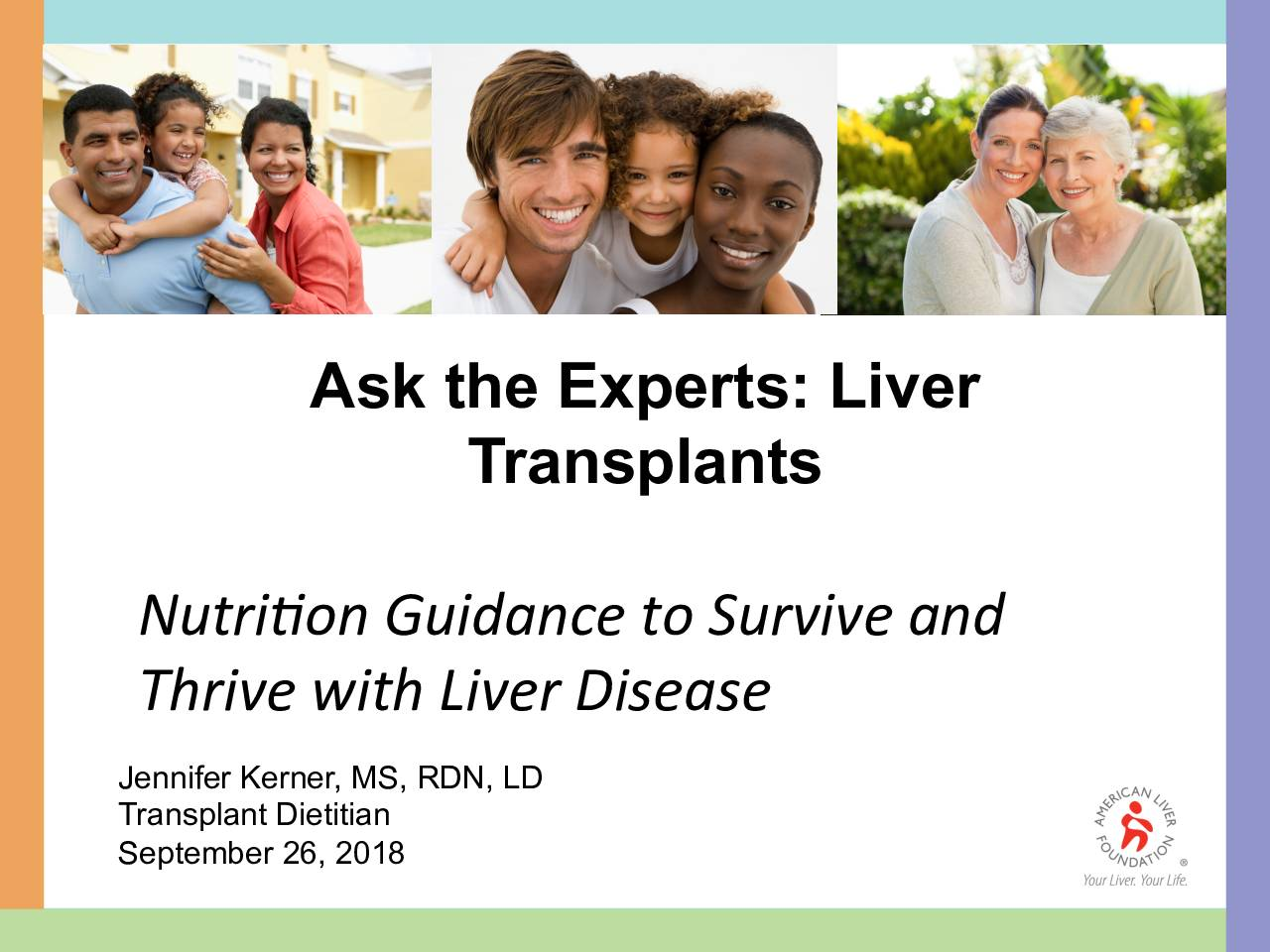 Ask the Experts: Liver Transplants