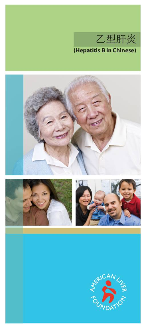 Hepatitis B Brochure (Chinese)