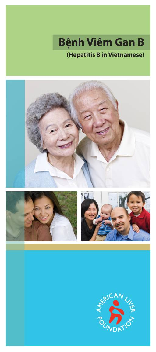 Hepatitis B Brochure (Vietnamese)