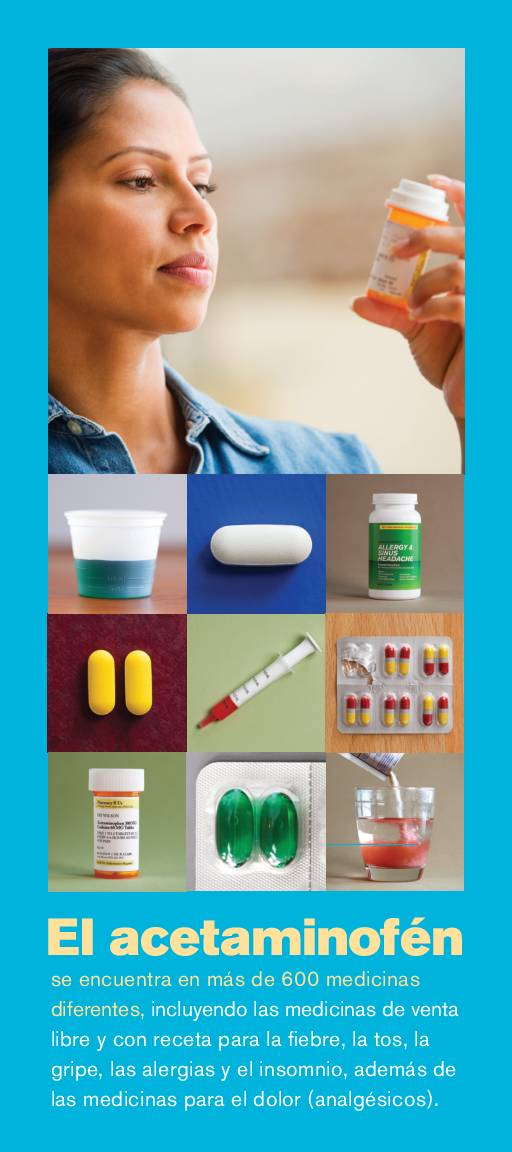 Know Your Dose Brochure (Spanish)