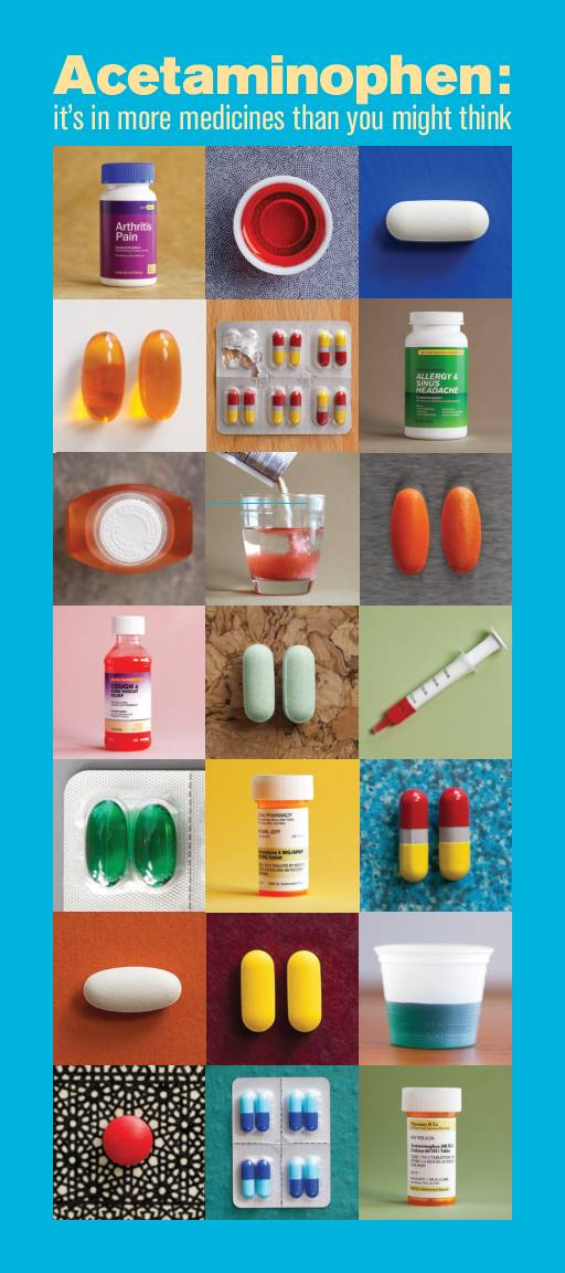 Acetaminophen Brochure