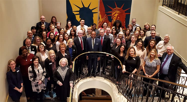 ALF Hosts Leadership Conference in New York