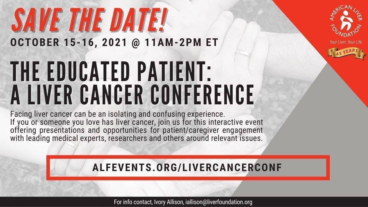 Fall Liver Cancer Conference 2021