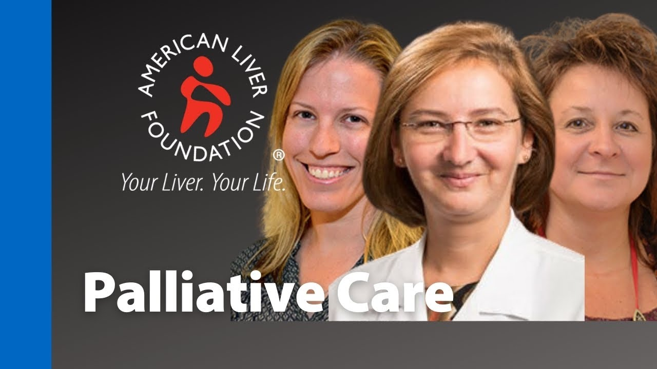 How Palliative Care Supports Patients with Advanced Liver Disease